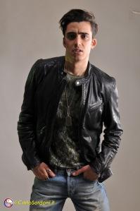 Jacket: DieselTshirt: ZaraJeans: D&G